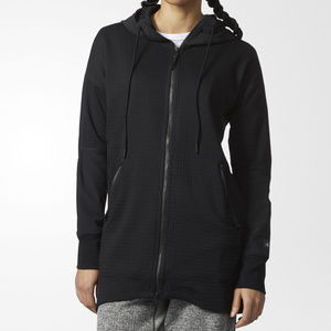 Adidas Women's Reigning Champ Hoodie Jacket, 2XL
